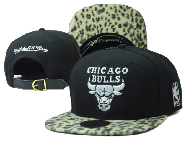 Chicago Bulls Snapback Hat SF 11